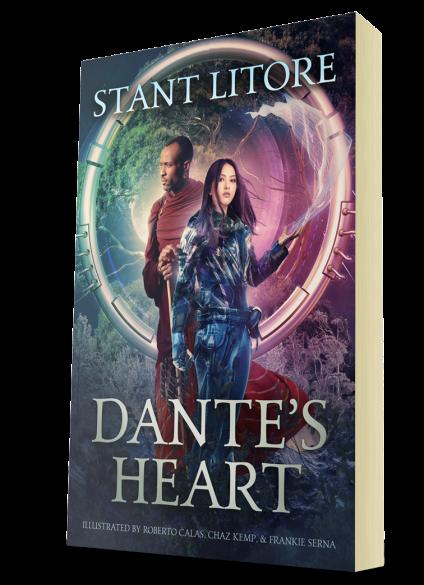 Dante's Heart cover